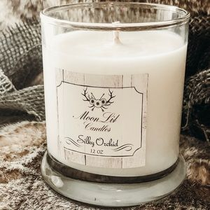 Silky Orchid Candle